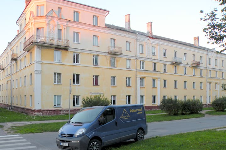 Majakovski Guesthouse - Sillamäe