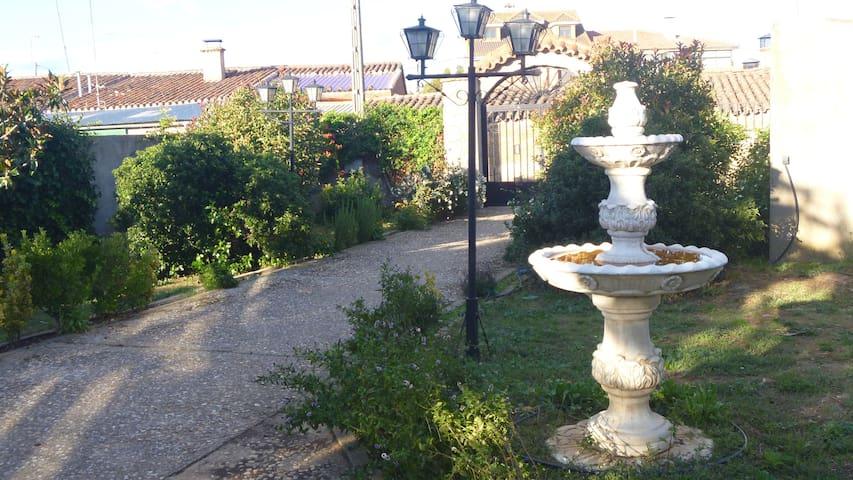 4rooms-18km autovía - Salamanca - House