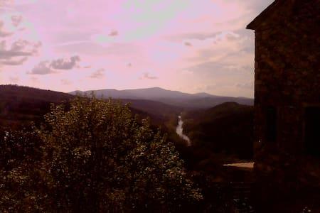 Appartamento nelle colline Toscane  - Cinigiano - Apartamento