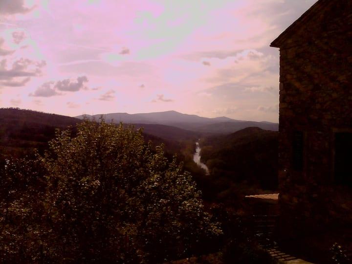 Appartamento nelle colline Toscane