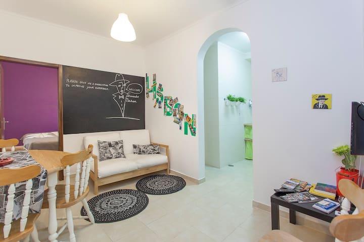 In2Lisbon – Fernando Pessoa Apartment