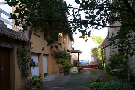 2 Chambres à louer (prix unitaire)- MINI 2 nuitées - Ittenheim - 独立屋