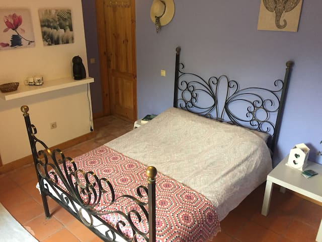 B&B Horse & Move, Barroso Single bed Mountain View - Abadim