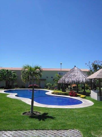 Casa Villa Mexico-Praga, en Morelos - Santa Rosa - Dům