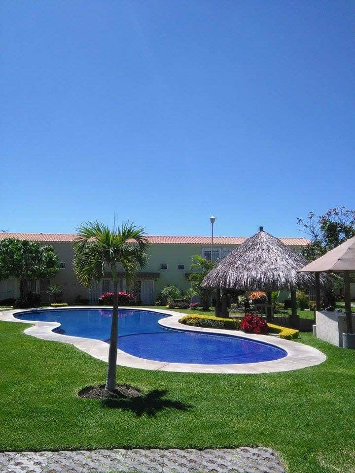 Casa Villa Mexico-Praga, en Morelos