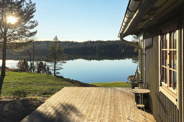 4 person holiday home in Ånimskog
