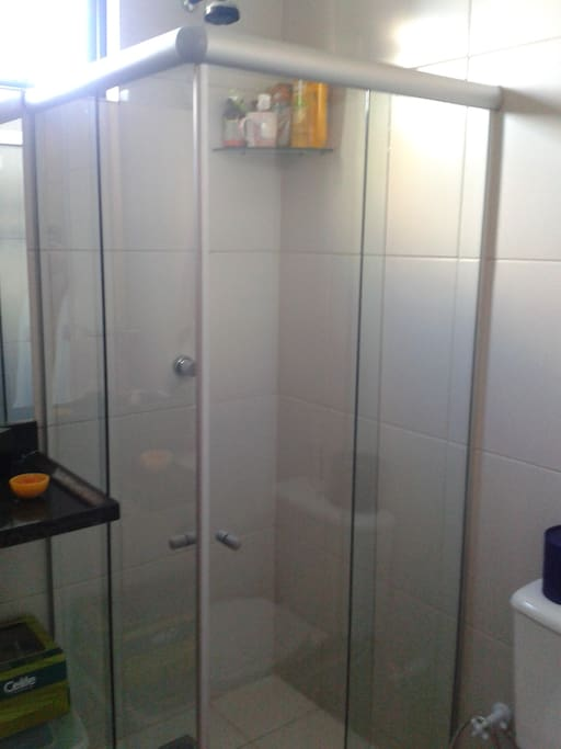 Banheiro Privativo.