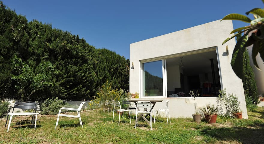 Villa avec jardin méditerranéen - Bois Luzy - Marsylia - Willa