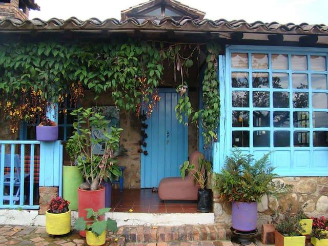 Casa VIVERO, Villa de Leyva - Villa De Leiva - Talo