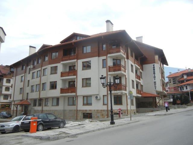 Studio Apartment next to ski lifts - Bansko - Apartment