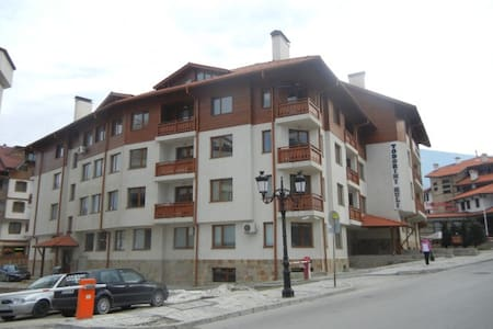 Studio Apartment next to ski lifts - Bansko - Lägenhet