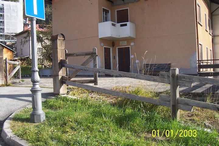Villa Giovanna - primo piano - Borca - Apartamento