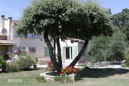 Studio confortable avec piscine en Provence - Saint-Siffret - Apartament