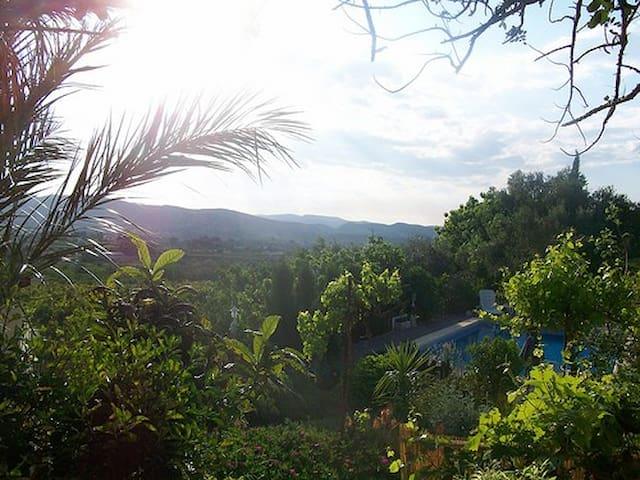 Vakantieverblijf nabij Valencia - Pedralba - Appartement