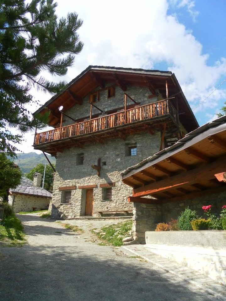 Appartamento Stile Alpino