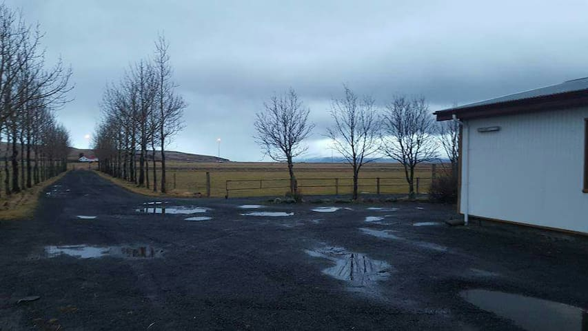160 m2 private house. Good location - Hvolsvöllur, Iceland - House