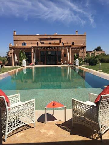 Villa Fleur d'oranger Fleur de Marrakech