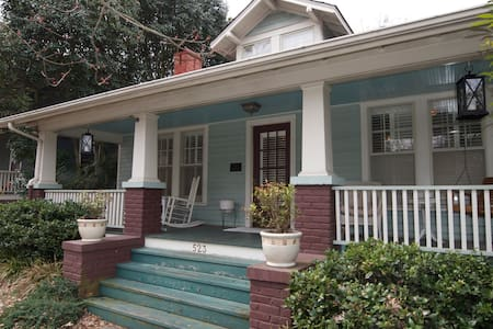 Charming Downtown Historic Bungalow