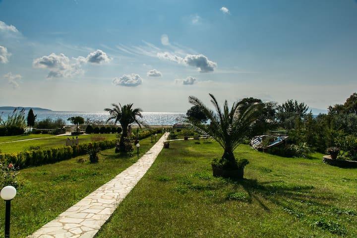 Seafront Villa Merilen, Halkidiki - Δεβελίκι - 別荘