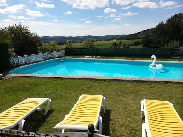 Ferienwohnungen Haus Luft, (Attendorn), Ferienwohnung Typ A, 130qm, 3 Schlafzimmer, max. 7 Personen