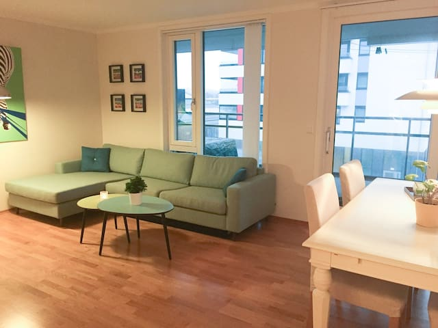 By the water, near the city centre - Sandefjord - Apartament