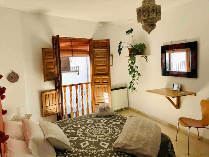 La Morada Sur Albaicín Habitac.  casa de huéspedes