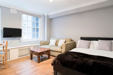 Oxford Steet, Marble Arch Apartment - London - Apartment