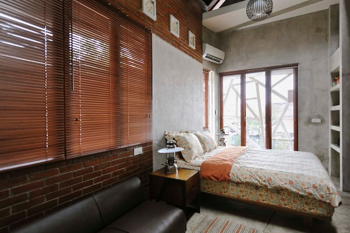 Rumah Opa 1, its a blessing home - South Jakarta - Bed & Breakfast