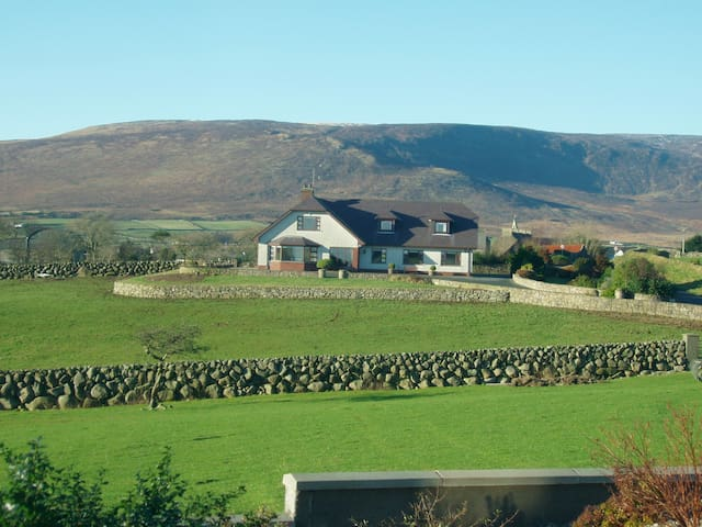 Large house in area of natural beauty in N Ireland