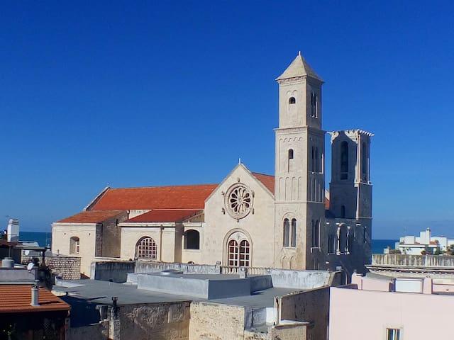 La Dimora Di Re Manfredi - Giovinazzo - 獨棟