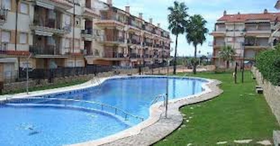 Pueblo pesquero - Alcanar - Apartment