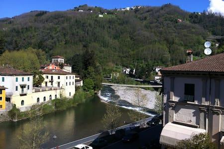 Nestled in a Valley, Bagni di Lucca - Bagni di Lucca - Wohnung