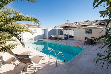 Fully equipped studio at 15 min from Montpellier