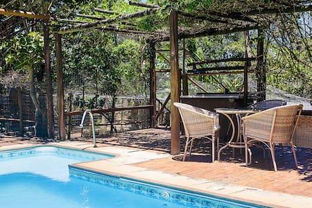 Quarto Sol - repouso e natureza - Camaçari - Cabana
