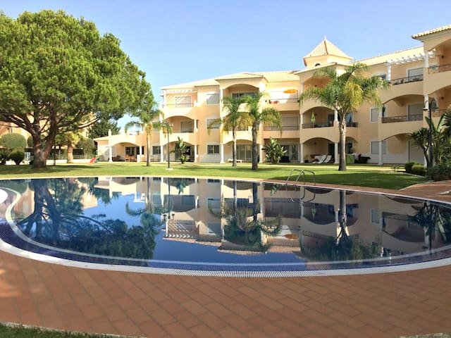 Bright apartment in the heart of Vilamoura Gulfs - Quarteira - Apartment