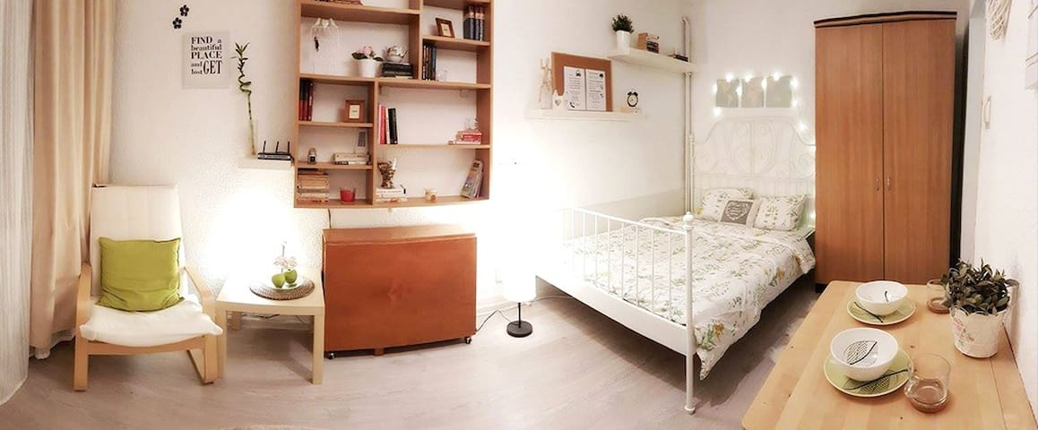 Cosy apartment near City Center - București - Lejlighed