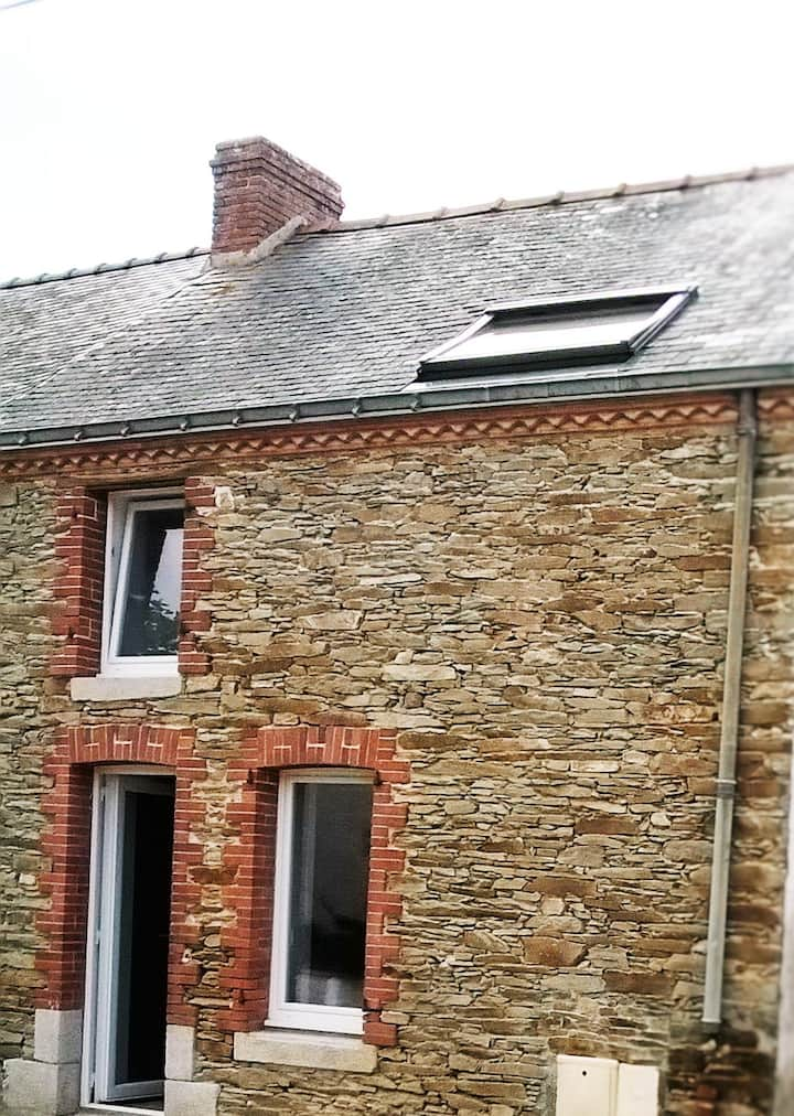 maison en pierre
