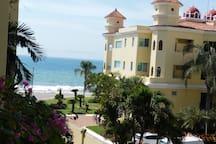 Beach Front Apartment at Velas Marina 4312
