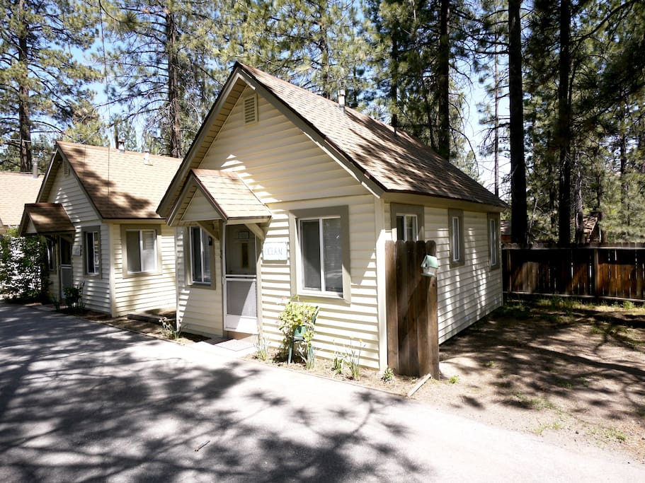 Cozy Big Bear Cabin Ocean Cabin Cabins For Rent In Big