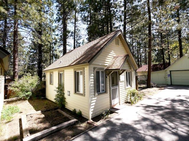 Cozy Big Bear Cabin-Ocean Cabin