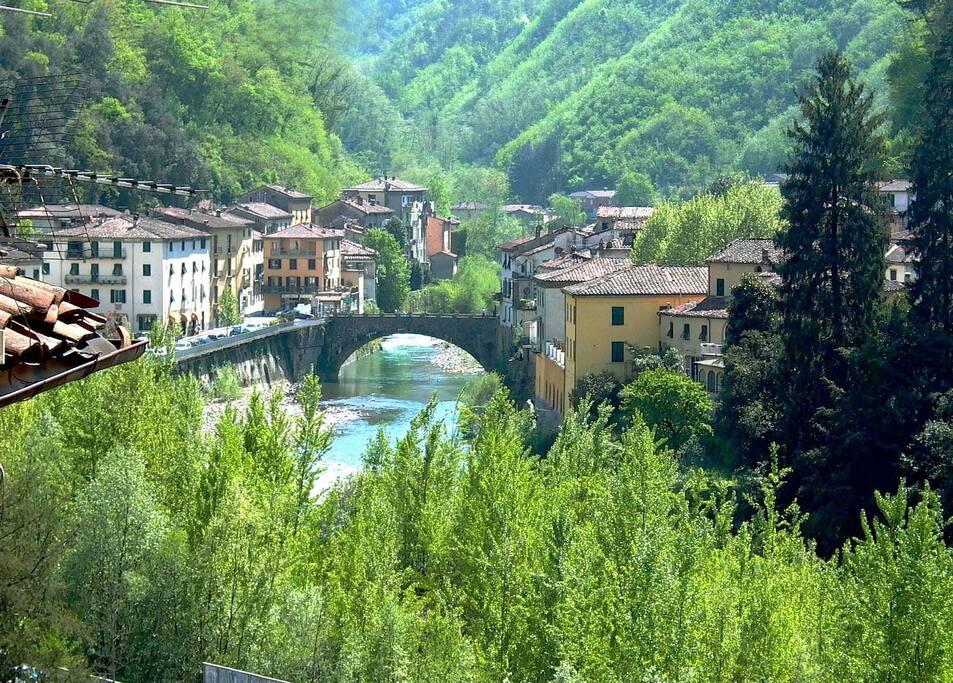 Villas To Rent In Bagni Di Lucca Area