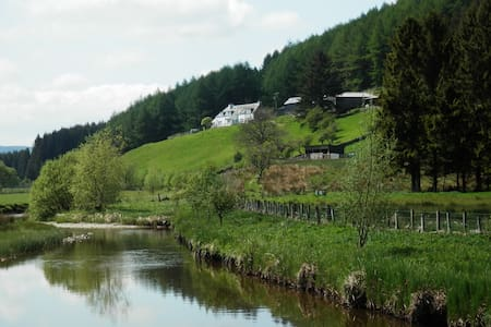 Meadshaw Farm Bed and Breakfast - Scottish Borders