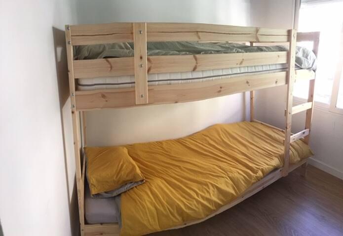 Room with 2 beds - Plaza España