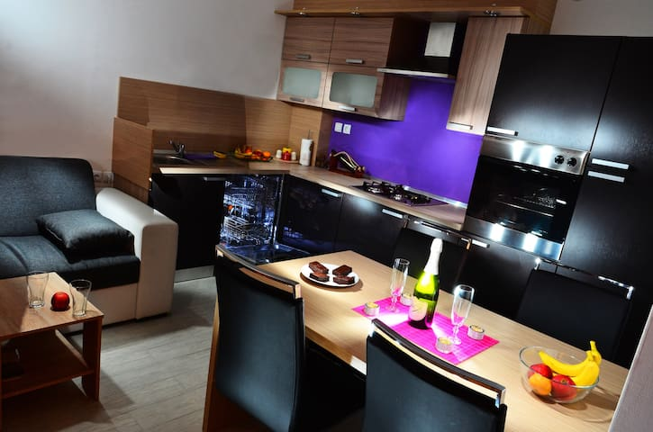 Lovely apartment Zagreb**** - Zagreb - Appartement