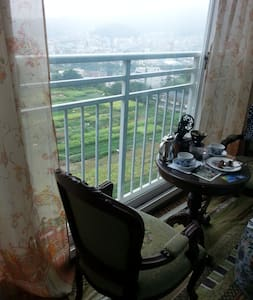 조망이 좋은 싱글 아파트 - Dong-gu