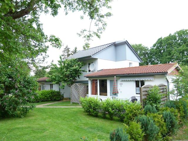 Ferienwohnung 45 qm WF unweit vom Schweriner See - Dobin am See - Appartement en résidence