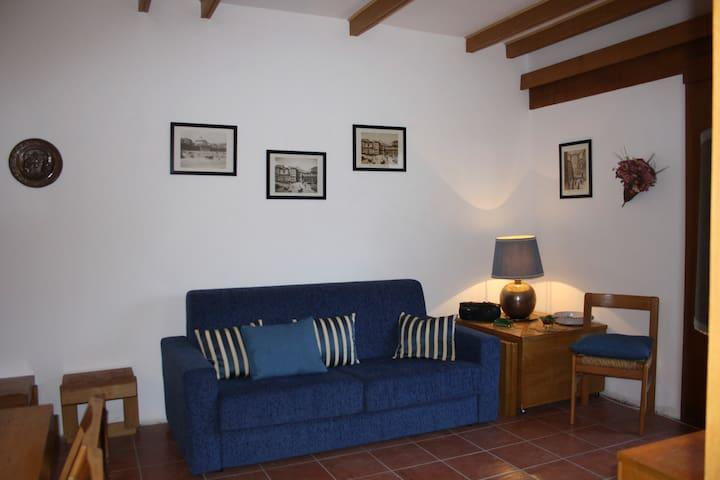 Appartamento blu 6 posti letto - Pescasseroli - Apartament