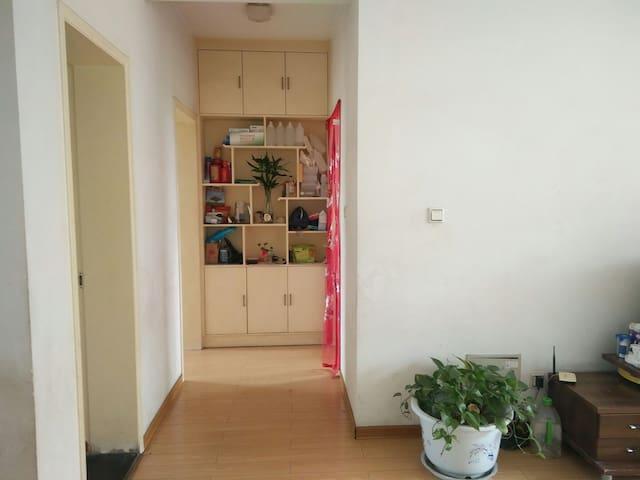 中山陵玄武湖动物园南京火车站大床温馨单间