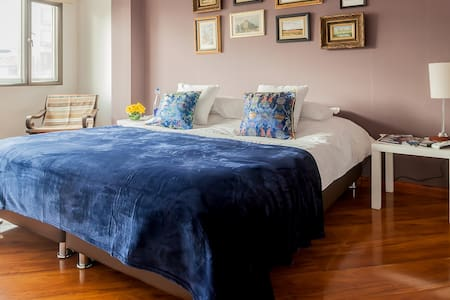 BEST PRIVATE BEDROOM-BATHROOM, BREAKFAST INCLUDED - Bogotá - Huoneisto