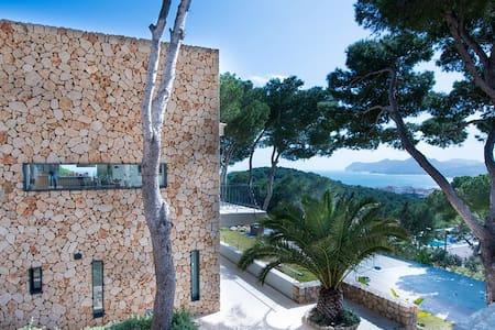 Vista Bella - Designervilla - Cala Lliteres - 独立屋